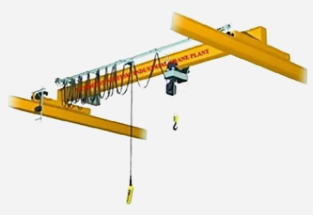 Кабель для кран-балок и управления тельфером.